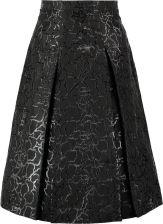 Miss Selfridge Spódnica trapezowa black