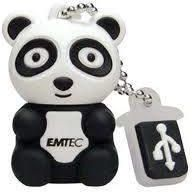 EMTEC 2GB ANIMALS PANDA (EKMMD2GM310)