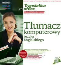 Tłumacz komputerowy Translatica Office (CD) -
