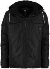 Jack & Jones JJFLICKER Kurtka zimowa black