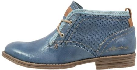 Mustang Ankle boot blau