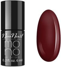 Neonail Mono UV 3in1 lack Wine Red Lakier Mono UV Lakier hybrydowy 6 ml