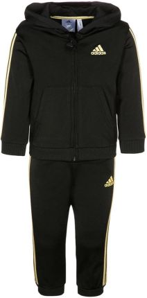 adidas Performance Dres black/matte gold
