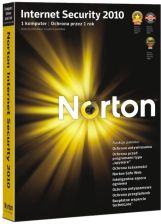Symantec NORTON INTERNET SECURITY 2010 PL 1Stan/12Mies Upgrade (20044472)
