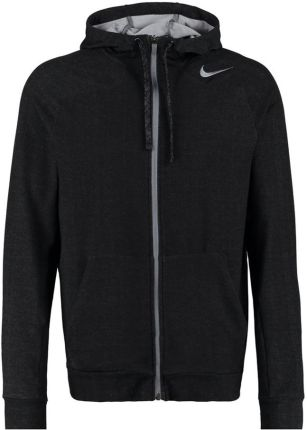 Nike Performance Bluza rozpinana black/anthracite