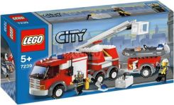 Lego City World Wóz Strażacki 7239 - 0