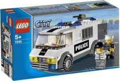 Lego City World Konwój 7245
