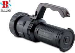 Bailong Policyjna Led Cree Xm-L2 Zoom Rfx Iii Hit