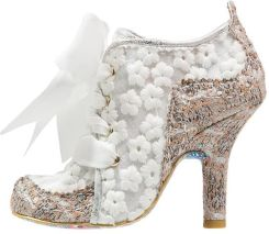 Irregular Choice ABIGAILS 3RD PARTY Ankle boot white/brown