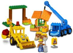 Lego Duplo Bob The Builder Scoop I Lofty Na Placu Budowy 3297