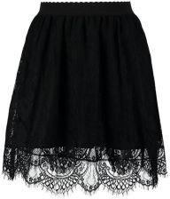 Guess ONORATA Spódnica trapezowa noir/jet black