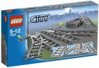 Lego City World Zwrotnica Kolejowa 7895
