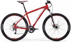 Merida Big Nine 40 Md Czerwony Biały 2015