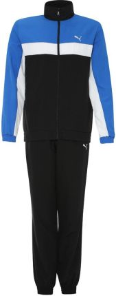 Puma ESSENTIALS Dres blackstrong/bluewhite