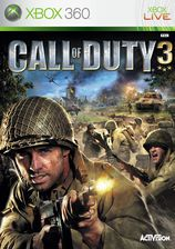 Call of Duty 3 (Gra Xbox 360)