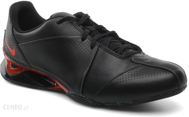 Nike Shox Negro De Cuero Gt populares en línea recomendar línea buscando XuzyYLfoi