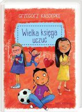 Grzegorz Kasdekpe - Wielka księga uczuć