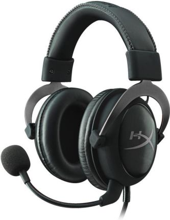 Kingston Hyperx Cloud II Headset Czarne (KHX-HSCP-GM)