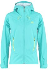 adidas Performance TERREX SWIFT Kurtka Softshell vivid mint