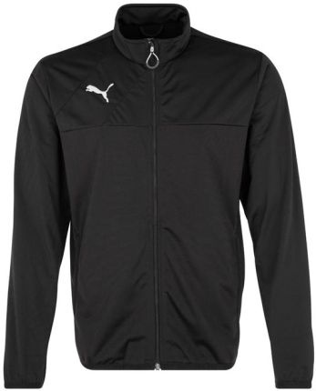 Puma ENTRY POLY TRICOT Kurtka z polaru black