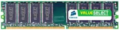 Corsair 1GB CL4 DDR2 PC 533 1024MB (VS1GB533D2)