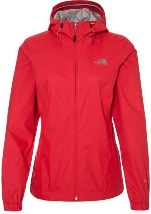 The North Face GALAXY Kurtka hardshell tomato red
