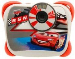 Lexibook DJ134DC Cars Zygzak McQueen czerwono-biały