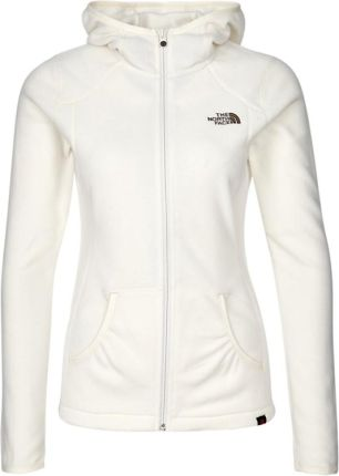 The North Face MASONIC Kurtka z polaru gardenia white