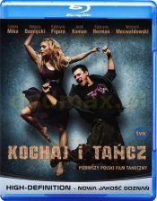 Kochaj i Tańcz (Blu-ray)