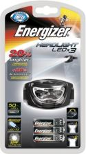 Energizer Headlight 3LED z bateriami