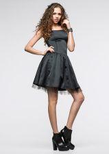 Sukienka czarny