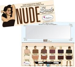 The Balm Nude Dude Eyeshadow Palette Paleta 12 Cieni Do Powiek