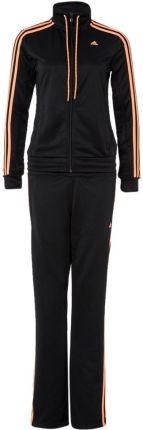 adidas Performance ESS 3S Dres black/flash orange