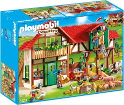 Playmobil Duża Farma 6120