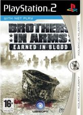 Brother In Arms: Earned In Blood (Gra PS2)