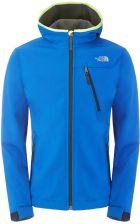 The North Face B Softshell Jacket Monster Blue Xl