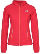 The North Face XERXES PRO Kurtka Softshell tomato red