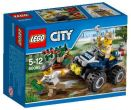60065 LEGO City Patrolowy quad