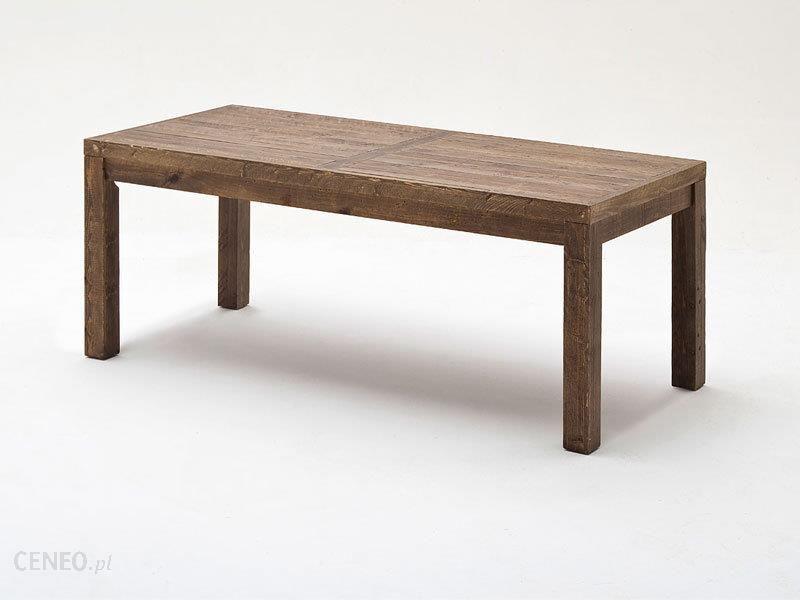 M&C Stół z drewna sosnowego Iron