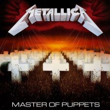 Metallica - Master Of Puppets (Winyl)