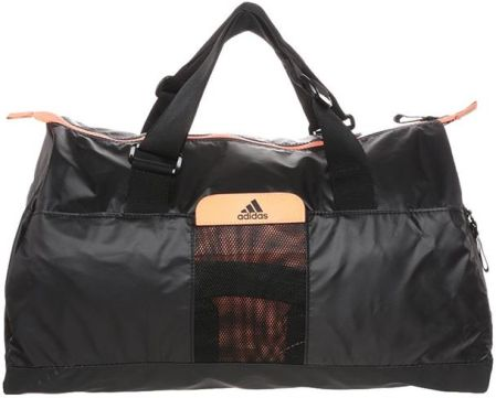 adidas Performance W PERF TB S Torba sportowa black/flash orange
