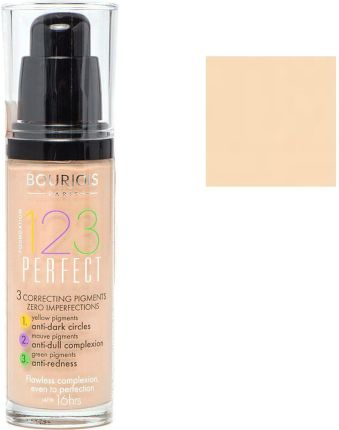 Bourjois 123 Perfect Foundation 16h Podkład 51 Light Vanilla 30ml