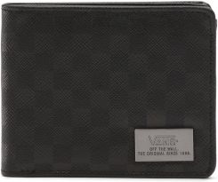 Vans M Checked Up Bifold Black