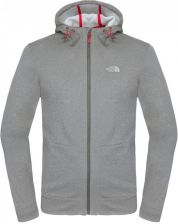 The North Face M Mittellegi Fz Hoodie Grey L