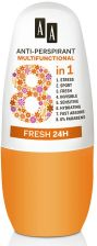 Aa Anti-Perspirant Multifunctional 8In1 Fresh 24H Dst Roll-On Antyperspirant 50ml - zdjęcie 1