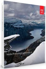 Adobe Lightroom 6 Win/Mac ENG 1PC BOX (65237576) - zdjęcie 1