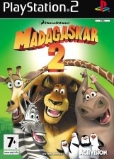 Madagaskar (Gra PS2) - 0