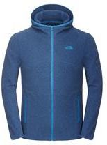 The North Face M Gordon Lyons Lite FZ Hoodie Ensign Blue Heather , 15