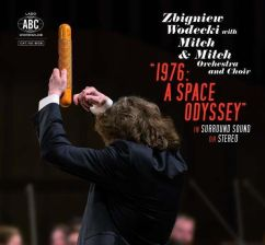 Zbigniew Wodecki with Mitch and Mitch Orchestra and Choir - 1976: A Space Odyssey (CD/DVD)