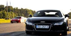 Jazda Audi R8 na Śląsku